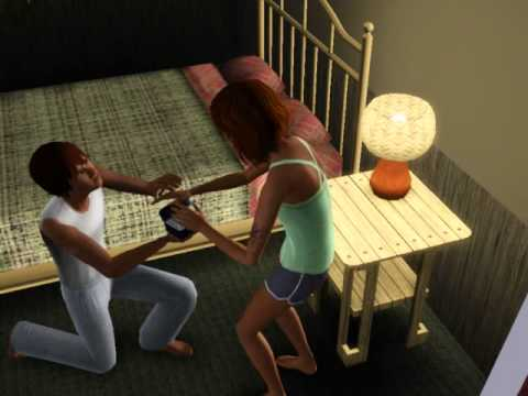 sims 3  rejected marriage