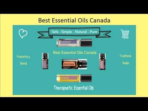 Best Essential Oils Canada