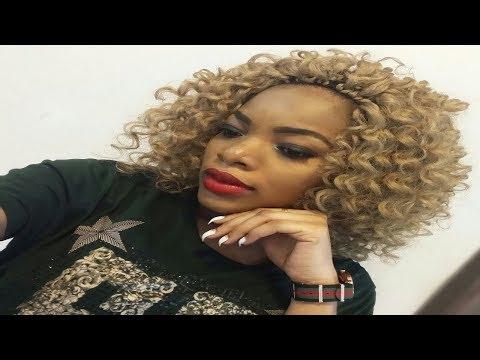 Smokey Eye and Red Lips Makeup Look Tutorial | GoldQueen Queency
