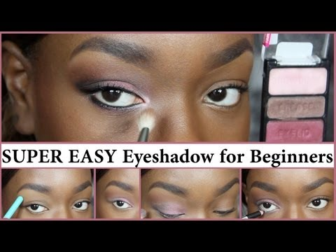 SUPER Easy Beginners Eyeshadow
