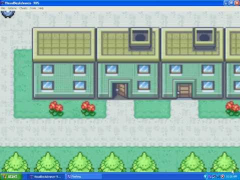 Pokemon Fire Red/Leafgreen:How to Get Coin case.