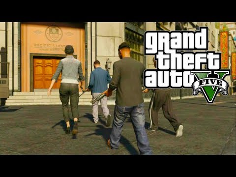 GTA 5 Online: How To Set Up & Start Heist Missions - Requirements & Tips (GTA V)