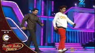 Dance India Dance Season 3 - Raghav Crockroaxz Funny Slow Motion With Jay Bhanushali