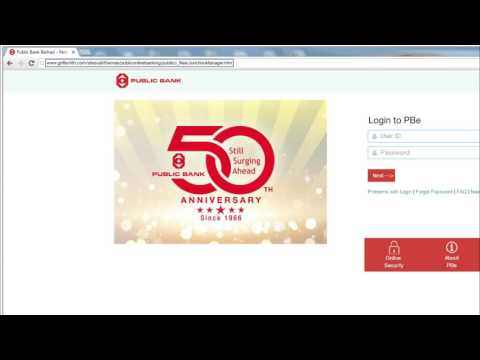 PBe Tutorials: How To Identify The Genuine PBe Website