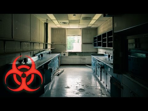 Exploring an Abandoned Chemical Research Lab (Superfund Site)