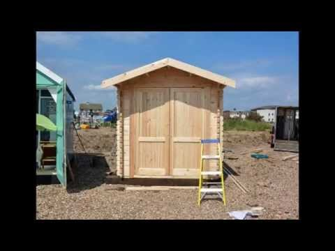Beach Hut Build