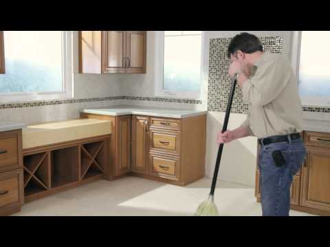 Sub-floor Preparation for Installing Your Peel-and-Stick Vinyl Tile Floor