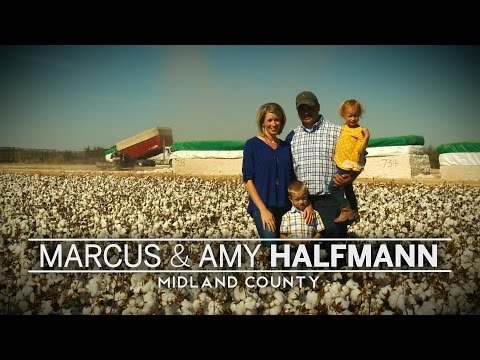 Marcus and Amy Halfmann | Outstanding Young Farmer & Rancher