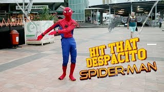 SPIDER-MAN DANCING DESPACITO