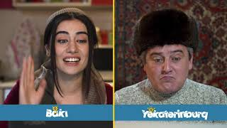 İntizarovlar - Şad xəbər (Ər vs Arvad)
