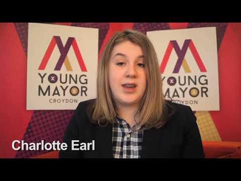 Croydon Young Mayor candidate - Charlotte Earl