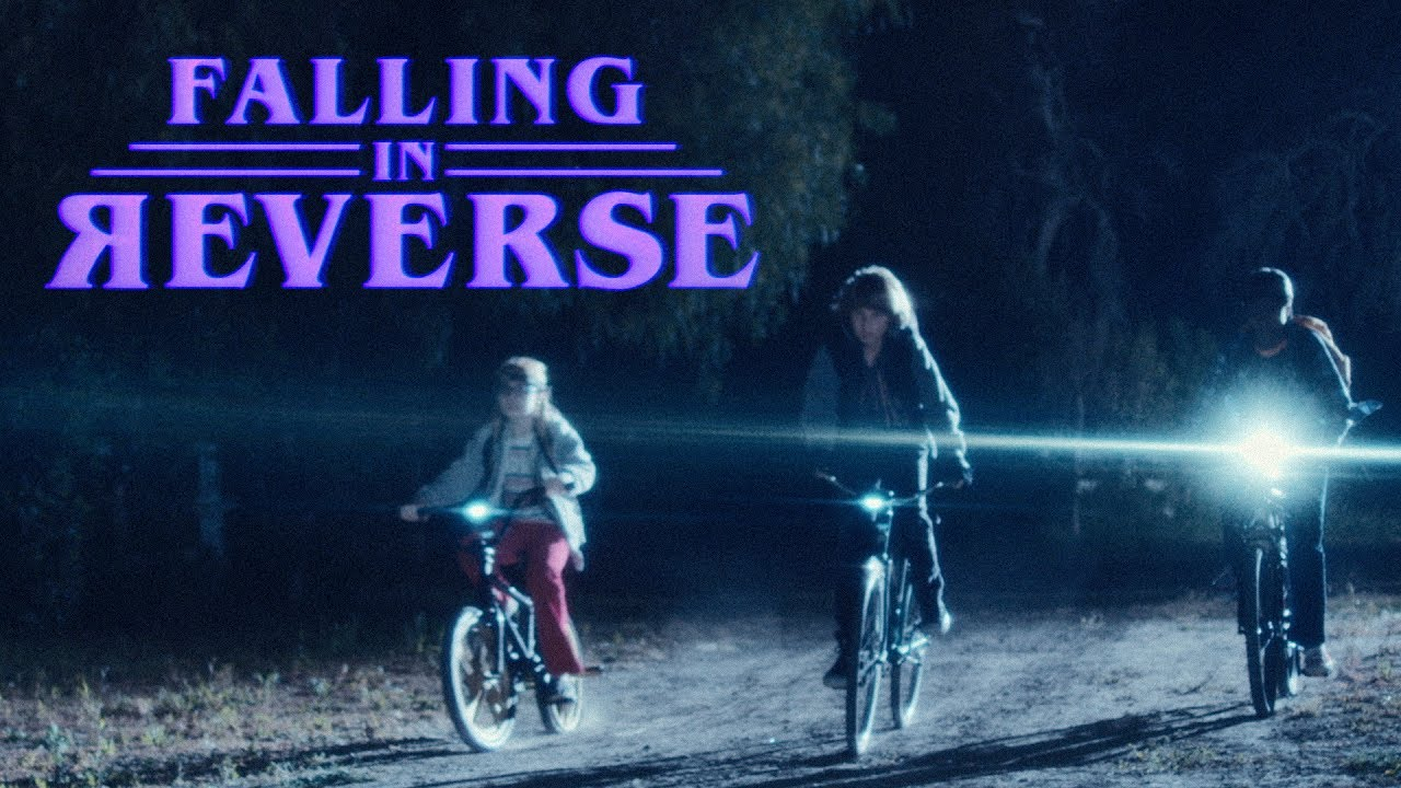 "Falling In Reverse - ""Superhero"""