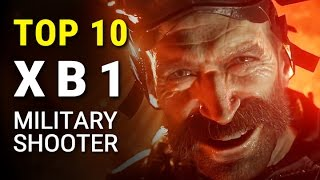 Top 10 Xbox One Military Shooter Games