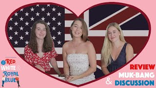 Download A Red, White & Royal Tea - A Discussion Video