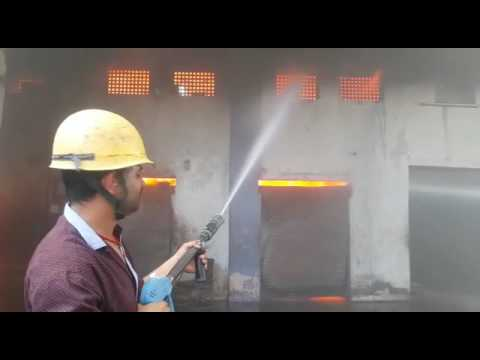 Gondal - fire in oil company-2