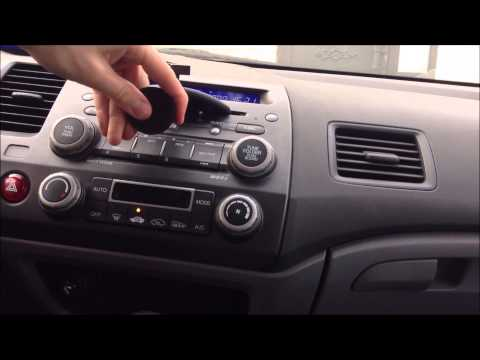 Magnet Universal Car CD Mount Holder