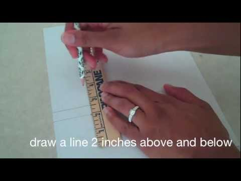 How to Make a Doll Shopping Bag - Doll Crafts