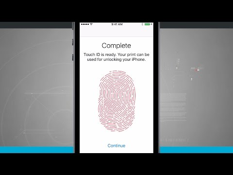iPhone SE Tips - Setting Up and Using Touch ID
