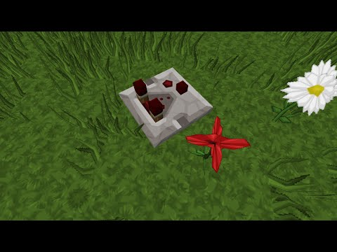 How to MAKE A REDSTONE COMPARATOR IN MINECRAFT 1.8 Tutorial