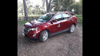 Chevrolet Equinox Premier. Test Auto Al DÍa. (22.12.18)
