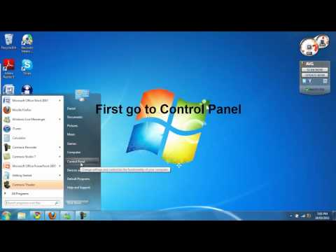 Tutorial - How to Enable/Disable Auto Updates in Windows 7 (also Works for Vista)