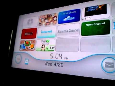 Wii Disk Read Error: Do Disk Cleaners really work?  The live test here...
