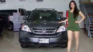 Honda CR-V 2011 Ex Seminuevos Chevrolet