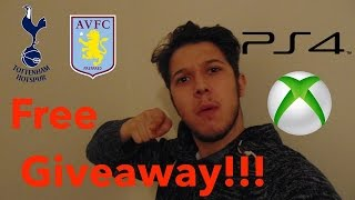 Spurs 2 Aston Villa 0 MatchDay Reaction Ft PRIZE GIVEAWAY