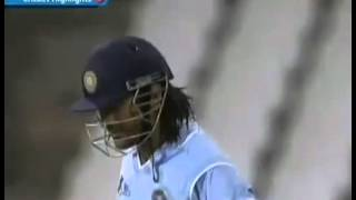 Ms dhoni 6 sixes complication