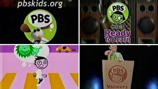 PBS Kids Program Break (2006 WFWA)