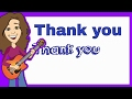 Graduation Song Lyrics To Thank You By Patty Shukla   Children's Music For Preschoolers
