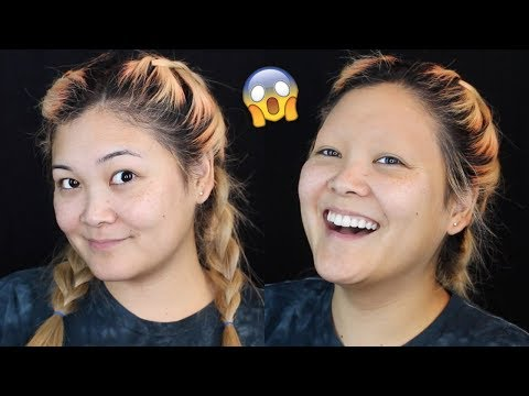 How To Cover Your Eyebrows (How To Block Brows For Costumes or Drag Makeup)