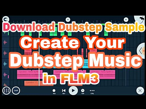 Crate your Dubstep Music and free Download and Install Cymatics Dubstep Samples in FLM3 Tutorial