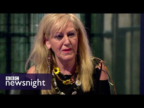 Prison crisis: 'Inmates locked up entire weekend' - BBC Newsnight