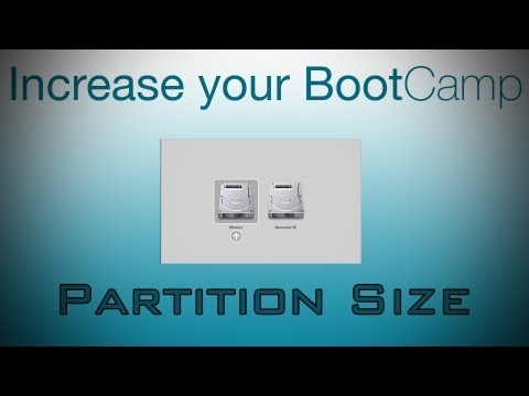 How To Extend Bootcamp Partitions in Mac OSX Lion Free & Fast