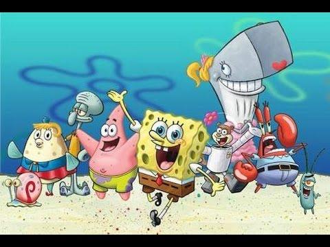 Spongebob forgets the secret krabby patty formula!