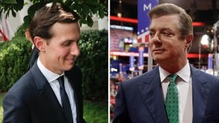 Manafort and Kushner talk to investigators about Russia