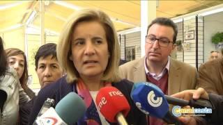 La ministra Báñez recibe a Olibeas