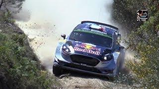 WRC Rally Ogier Ford Fiesta M-Sport (Pure Sound) Full HD