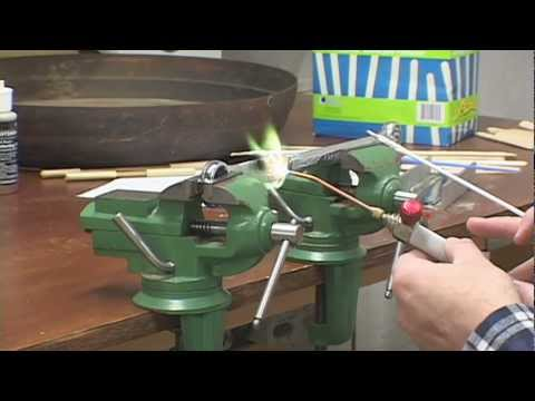 Learning to Braze Metal