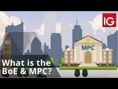 What is the Bank of England & MPC? | IG Explainers