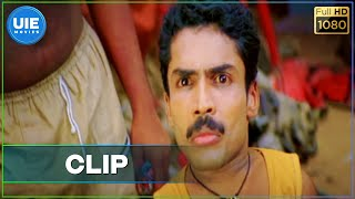 Ariyaan   Tamil Movie   Scene 4   Santhosh Bhavan   Ragini Dwivedi