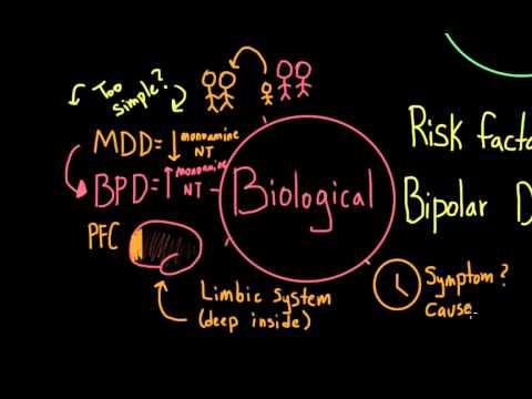 Risk factors for Bipolar Disorder