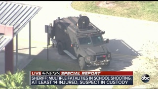 Shooting At South Florida High School Abc News Special Report