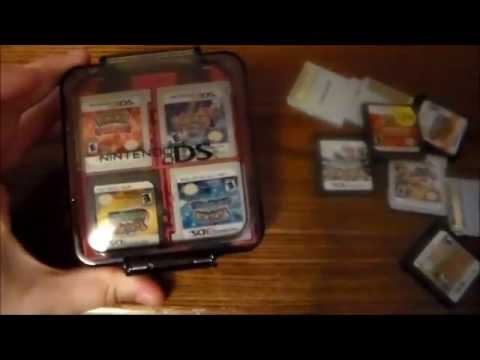 How to fit 24 3DS and DS games into a 16 3DS-holding case
