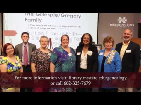 2017 Genealogy Fair spot