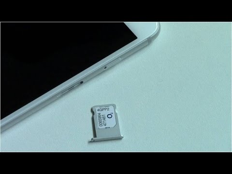 How To Put Sim Card in iPhone 6/6S