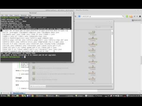 05.01 Instalar Modulo Serial Port - Qt C++