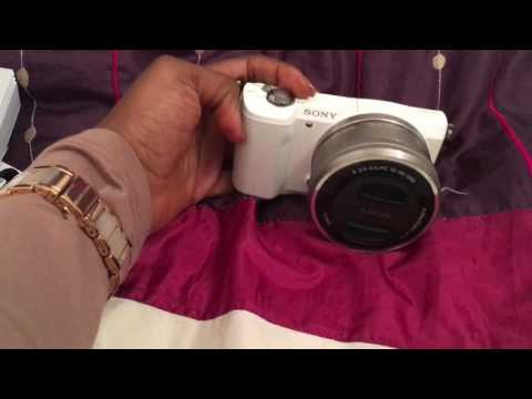 Sony A5000 UNBOXING 2017 ✔️ VLOGGING CAMERA ☑️