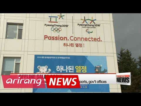 2018 PyeongChang Winter Olympics offline ticket sales start nationwide from November